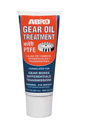Abro gear oil treatment with ptfe инструкция