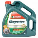 Купить Масло моторное Castrol Magnatec 10w-40 (4л)