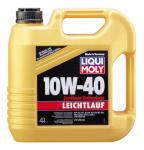 Купить Масло моторное Liqui Moly Leichtlauf 10W-40 (4л)
