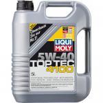 Купить Масло моторное Liqui Moly TOP TEC 4100 5W-40 (5л)