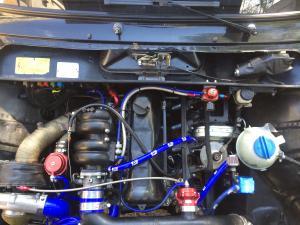 Lada 2107 turbo