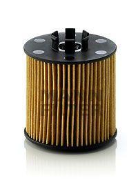 Купить Фильтр масляный AUDI A3 (MANN)