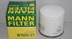 Купить Фильтр масляный ВАЗ 2101-07, 2121-21213-21214-2129-2131 (MANN)