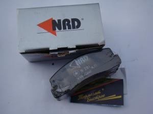 Купить колодки тормозные ВАЗ 2121 перед (NRD)