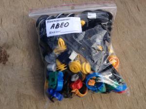Купить Набор пластмассовых изделий ШЕВРОЛЕ АВЕО