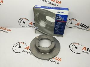Купить Передние дисковые тормоза ВАЗ 2121 (АвтоВАЗ)