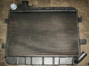 Купить Радиатор охлаждения ваз 2105 (2-х рядный) (Оренбург)