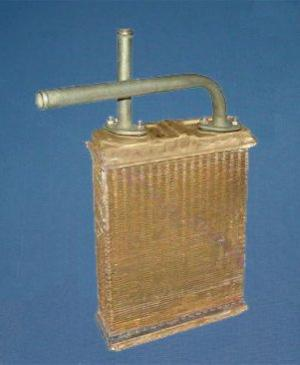 Купить Радиатор отопителя ВАЗ 2121 (2-х рядный)