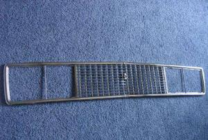 Купить Решетка радиатора ВАЗ 2106 (хром)