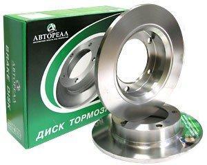 Купить Тормозные диски передние ВАЗ 2121 (пр-во АВТОРЕАЛ)