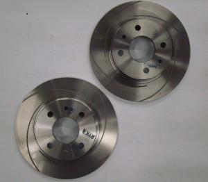 Купить Тормозные диски ВАЗ 2108 передние c канавкой  (Автореал)