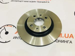 Купить Тормозные диски ВАЗ 2112 вентилируемые R14 (TRW)