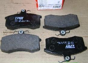 Купить Тормозные колодки передние ВАЗ 2108-09 TRW