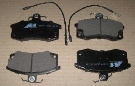 Купить Тормозные колодки передние ВАЗ 2110-12 (с датчиком износа) пр-во ABS