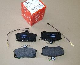 Купить Тормозные колодки передние ВАЗ 2110-12 (с датчиком износа) TRW
