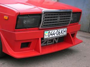 Купить передний бампер на ВАЗ 2105-2107