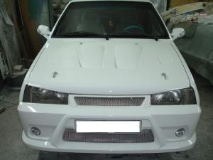 Купить Бампер передний ВАЗ 2108-09-099 (STALKER)