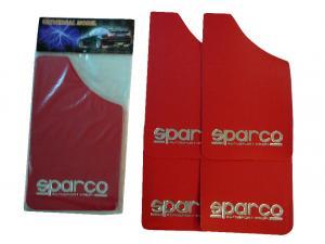 Купить Брызговики SPARCO (Red)