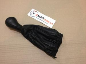 Купить Чехол ручки кулисы в сборе ВАЗ 2108-09-099 Black (кожа)