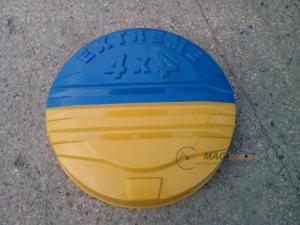 Купить Чехол жесткий запаски ВАЗ 2121