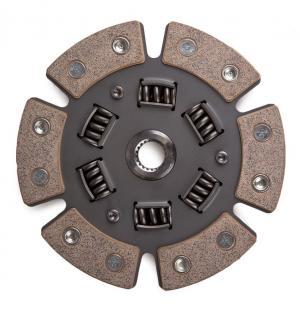Купить Диск сцепления металло-керамика на ВАЗ 2110-1118-2170 демпферный