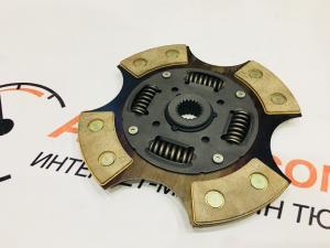 Купить Диск сцепления ведомый ВАЗ 2108 металло-керамика (ПИЛЕНГА)