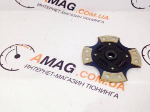 Купить Диск сцепления ведомый ВАЗ 2110-12 металло-керамика (ПИЛЕНГА)
