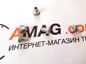 """Купить Дюралевый фитинг """"папа"""" AN10"""