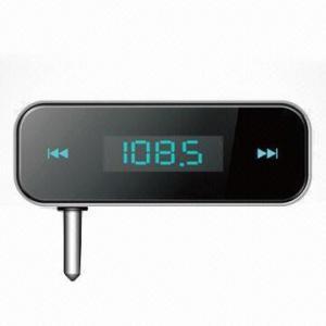 Купить FM-модулятор T01 (мобильный)