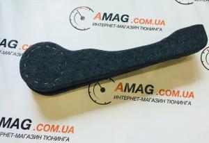 Купить Карман двери ВАЗ 2108-09-099 с подиумом под динамики (карпет)