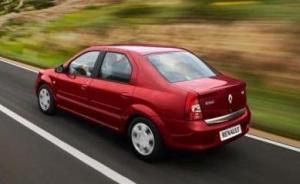 Купить Хромированная накладка двери багажника Dacia Logan