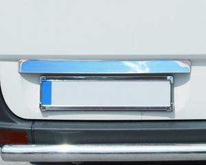 Купить Хромированная накладка двери багажника Mercedes Sprinter