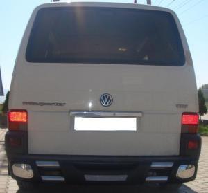 Купить Хромированная накладка двери багажника VW T4