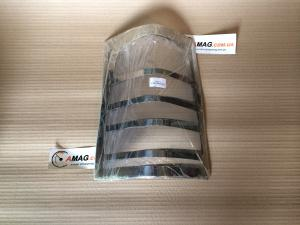 Хромированные накладки на задние фары Mercedes Vito 638