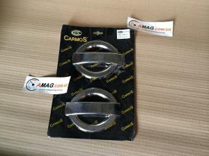 Хромированные накладки ручек Fiat Doblo