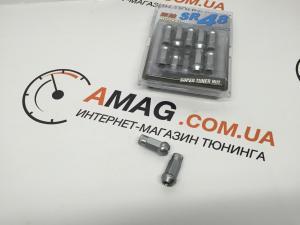 Купить Колесные гайки открытые SR48 12x1.5 (Muteki)