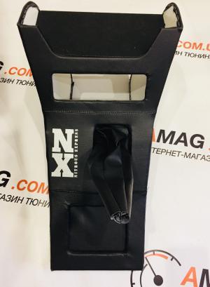 Купить Консоль с чехлом КПП на ВАЗ 2103-06 (BLACK)
