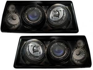 Купить Оптика 2108-099 передняя (черная) тюнинг