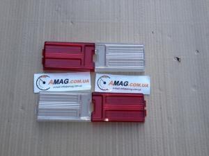Купить Плафоны ВАЗ 21011-13 MersStyle бело-красные