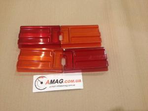 Купить Плафоны ВАЗ 21011-13 MersStyle СТАНДАРТ (оранжево-красные)