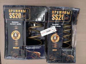 Купить Пружина передней подвески ВАЗ 2110-11-12 прогрессивные SS-20 GOLD