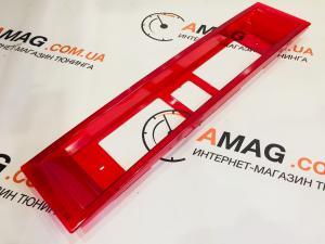 Купить Рамка номера ВАЗ 2108-09-099 (RED)