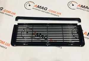 Купить Решетка радиатора 2107 BLACK (узкая полоса)