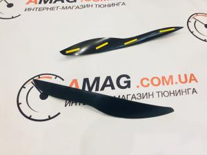 Купить Реснички ВАЗ 1118 Калина (Modern)