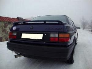 Спойлер для VW Passat B3