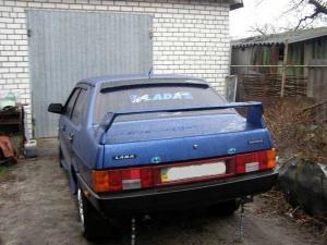 Купить Спойлер Sport для ВАЗ 21099