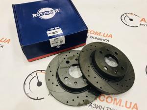 Купить Тормозные диски ВАЗ 2108-099 перед. перф