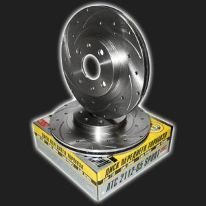 Купить Тормозные диски ВАЗ 2112, 1118, 2170 R14 передние вентилируемые