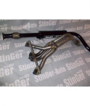 Выхлопная система ВАЗ 2108-2115 8 клап Stinger