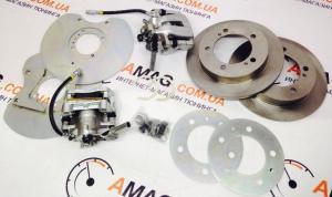 Купить Задние дисковые тормоза ВАЗ 2121 2123